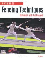 54832 - Rogers, E. - Advanced Fencing Techniques. Discussions with Bert Bracewell