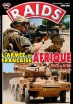 54833 - Raids, HS - HS Raids 48: L'Armee francaise en Afrique 1960-2013 1ere Partie