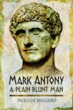 54849 - De Ruggiero, P. - Mark Antony. A Plain Blunt Man