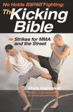 54898 - Hatmaker-Mitch-Werner, M.-T.-D. - Kicking Bible. Strikes for MMA and the Street (The)