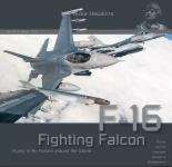 54926 - Hawkins, D. - Aicraft in Detail 002: F-16 Fighting Falcon Flying in Air Forces around the World