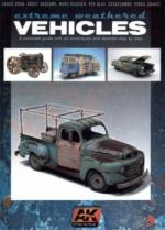 54960 - AAVV,  - Extreme Weathered Vehicles. A complete guide with all techniques and detailed step by step