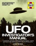 54969 - Watson, N. - UFO Investigator's Manual. UFO Investigations from 1892 to the Present Day