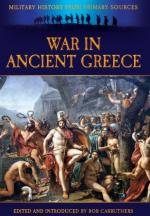 54984 - Carruthers, B. - War in Ancient Greece