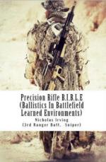 55023 - Irving, N.G. - Precision Rifle B.I.B.L.E. (Ballistics In Battlefield Learned Environments)