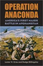 55024 - Grau-Billingsley, L.W.-D. - Operation Anaconda: America's First Major Battle in Afghanistan