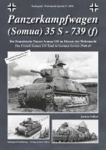 55035 - Vollert, J. - Tankograd Wehrmacht Special 4020: Panzerkampfwagen (Somua) 35 S - 739(f)