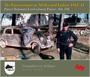 55038 - Becker-Urbanke, H.-A. - Als Panzermann in Afrika und Italien 1942-1945. Panzer Regiment 8 und schwere Panzer Abt 508