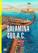 55051 - Shepherd, W. - Salamina 480 a.C. La battaglia navale che salvo' la Grecia