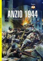 55057 - Zaloga, S.J. - Anzio 1944. La testa di sbarco assediata