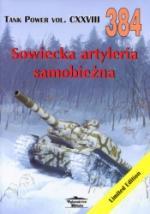 55065 - Kolomiets-Moszczanski, M.W.-I. - No 384 Soviet Artillery SPGs (Tank Power Vol CXXVIII) LIMITED EDITION