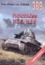 55070 - Ledwoch, J. - No 389 Hochkiss H35/H39 (Tank Power Vol CXXXII)