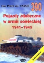 55071 - Kolomiets-Moszczanski, M.W.-I. - No 390 Captured German and Hungarian AFVs 1941-1945 (Tank Power Vol CXXXIII)