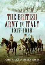 55099 - Wilks-Wilks, J.-E. - British Army in Italy 1917-1918 (The)