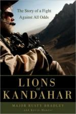 55115 - Bradley-Maurer, R.-K. - Lions of Kandahar. The Story of a Fight Against All Odds