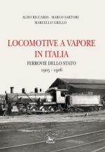 55117 - Riccardi-Sartori-Grillo, A.-M.-M. - Locomotive a vapore in Italia. Ferrovie dello Stato 1905-1906