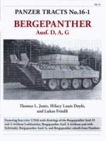55167 - Jentz-Doyle, T.L.-H.L. - Panzer Tracts 16-1 Bergepanther Ausf. D,A,G