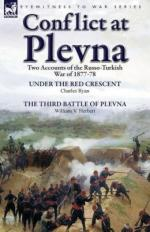 55213 - Herbert-Ryan, W.V.-C. - Conflict at Plevna. Two Accounts of the Russo-Turkish War of 1877-78