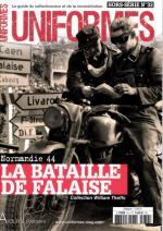55215 - AAVV,  - Bataille de Falaise - Uniformes HS 32 (Le)