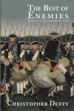 55224 - Duffy, C. - Best of Enemies. Germans Versus Jacobites 1746 (The)