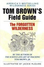 55231 - Brown, T.Jr. - Tom Brown's Field Guide. The Forgotten Wilderness