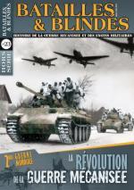 55251 - Caraktere,  - HS Batailles&Blindes 23: 2nde Guerre mondiale, la revolution de la guerre mecanisee
