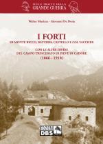55300 - Musizza-de Dona', W.-G. - Forti di Monte Ricco, Batteria Castello e Col Vaccher con le altre difese del campo trincerato di Pieve di Cadore 1866-1918 (I)