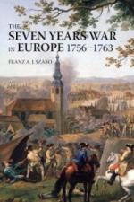 55311 - Szabo, F.A.J. - Seven Years War in Europe, 1756-1763 (The)