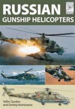 55395 - Gordon-Kommissarov, Y.-D. - Russian Gunship Helicopters - Flightcraft Series 02