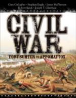 55442 - Gallagher-Engle-Krick-Glatthaar, G.-S.-R.-J. - Civil War. Fort Sumter to Appomatox
