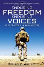 55456 - Walling, M.G. - Enduring Freedom, Enduring Voices. US Operations in Afghanistan
