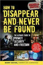 55477 - Davies, B. - Soldier of Fortune Guide to How to Disappear and Never Be Found