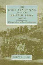55496 - Childs, J. - Nine Years' War and the British Army 1688-97 (The)