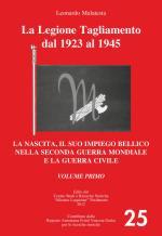 55558 - Malatesta, L. - Legione Tagliamento dal 1923 al 1945 (2 Voll)