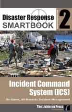 55611 - AAVV,  - Disaster Response SMARTbook 2: Incident Command System