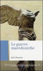 55618 - Thornton, J. - Guerre macedoniche (Le)