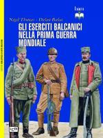 55629 - Thomas-Babac, N.-D. - Eserciti Balcanici nella Prima Guerra Mondiale (Gli)
