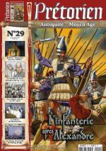 55653 - Pretorien,  - Pretorien 29. L'infanterie macedonienne et iranienne apres Alexandre