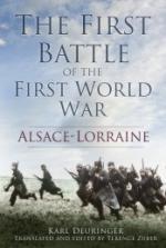 55731 - Deuringer, K. - First Battle of the First World War: Alsace-Lorraine (The)