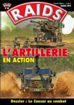 55750 - Raids, HS - HS Raids 50: L'Artillerie en action Vol 2