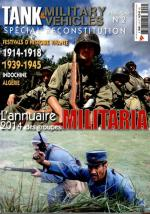 55843 - AAVV,  - HS Tank and Military Vehicles 02: L'annuaire 2014 des groupes Militaria