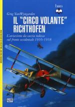 55950 - VanWyngarden-Dempsey, G.-H. - Circo volante di Richthofen. L'aviazione da caccia tedesca sul fronte occidentale 1916-1918 (Il)