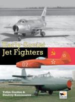 55974 - Gordon-Kommissarov, Y.-D. - Early Soviet Jet Fighters