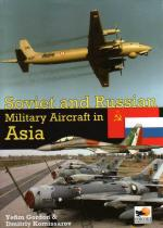 55975 - Gordon-Kommissarov, Y.-D. - Soviet and Russian Military Aircraft in Asia
