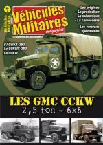 55982 - AAVV,  - GMC CCKW 2,5 ton 6x6 - Vehicules Militaires HS 07 (Les)