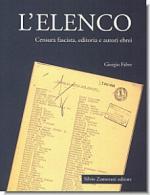 56005 - Fabre, G. - Elenco. Censura fascista, editoria e autori ebrei (L')