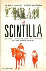 56030 - Cardini-Valzania, F.-S. - Scintilla. Da Tripoli a Sarajevo: come l'Italia provoco' la prima guerra mondiale (La)