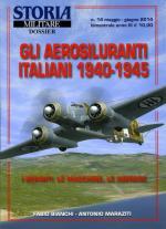 56058 - Bianchi-Maraziti, F.-A. - Aerosiluranti italiani 1940-1945 - Storia Militare Dossier 14