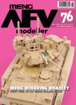 56126 - AFV Modeller,  - AFV Modeller 076. Meng behaving Bradley