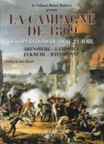 56145 - Moliere, M. - Campagne de 1809. Les operations du 20 au 23 avril (La)